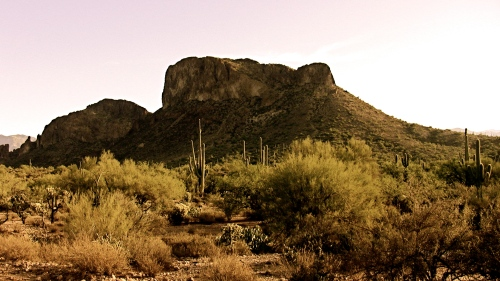 The Superstitions © SSHicks